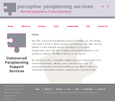 Perceptive Paraplanning Services